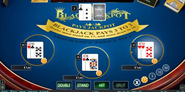 Black jackpot pro mcp play