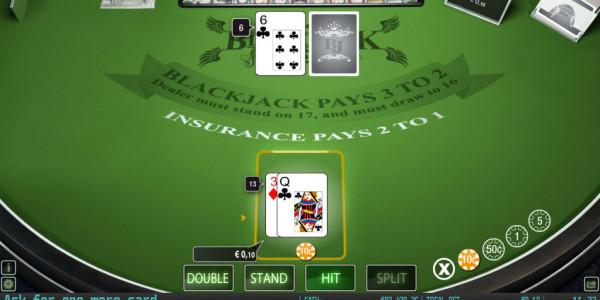 Blackjack singl mcp wm play