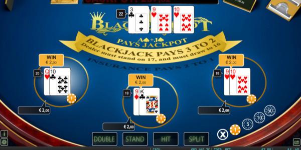 Black jackpot pro mcp win