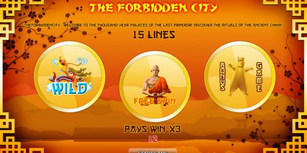 The forbidden city mcp intro