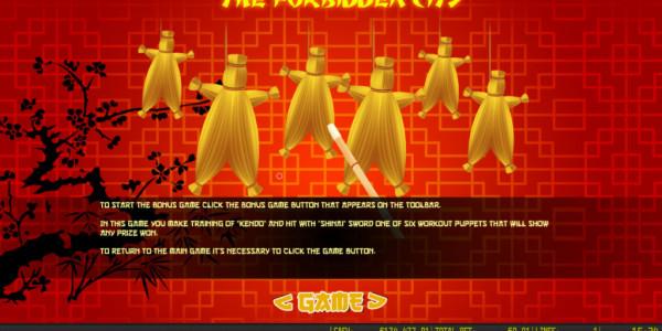 The forbidden city mcp paytable2