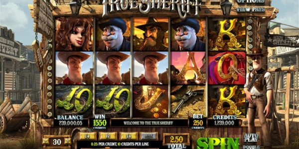 The True Sheriff mcp screen1